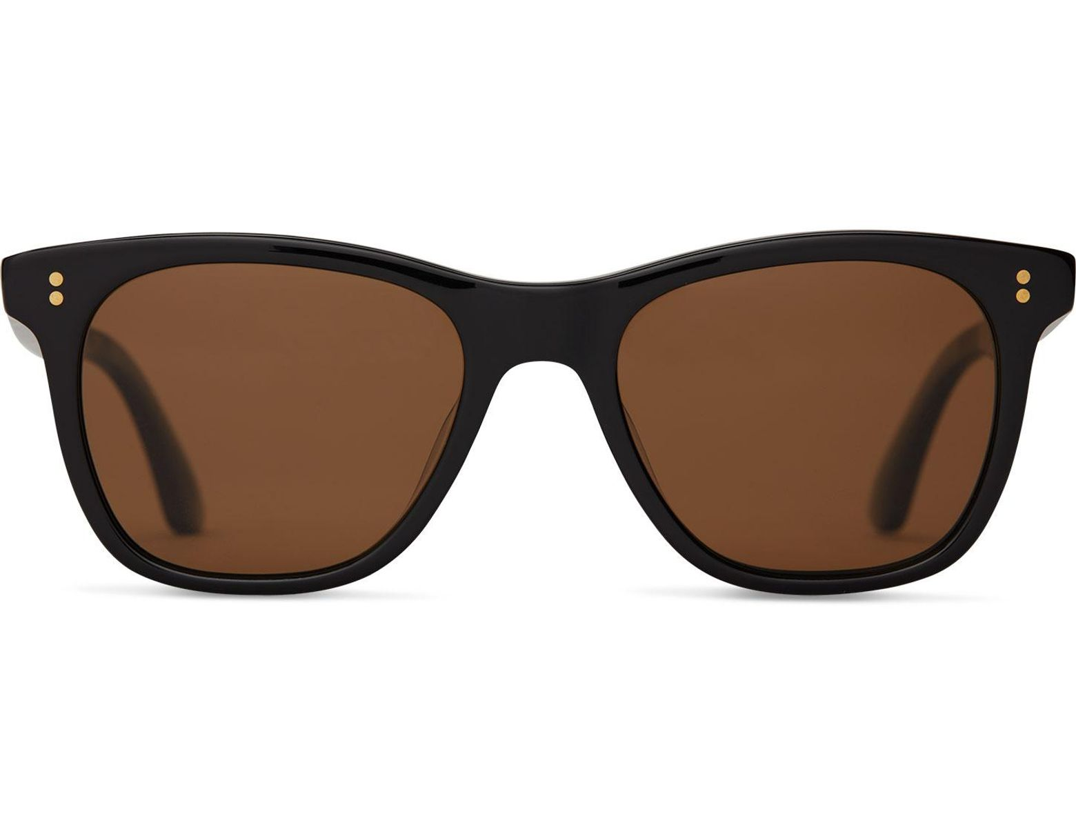 6eb2a38dc9d3 Lyst - TOMS Fitzpatrick Shiny Black Polarized in Black for Men