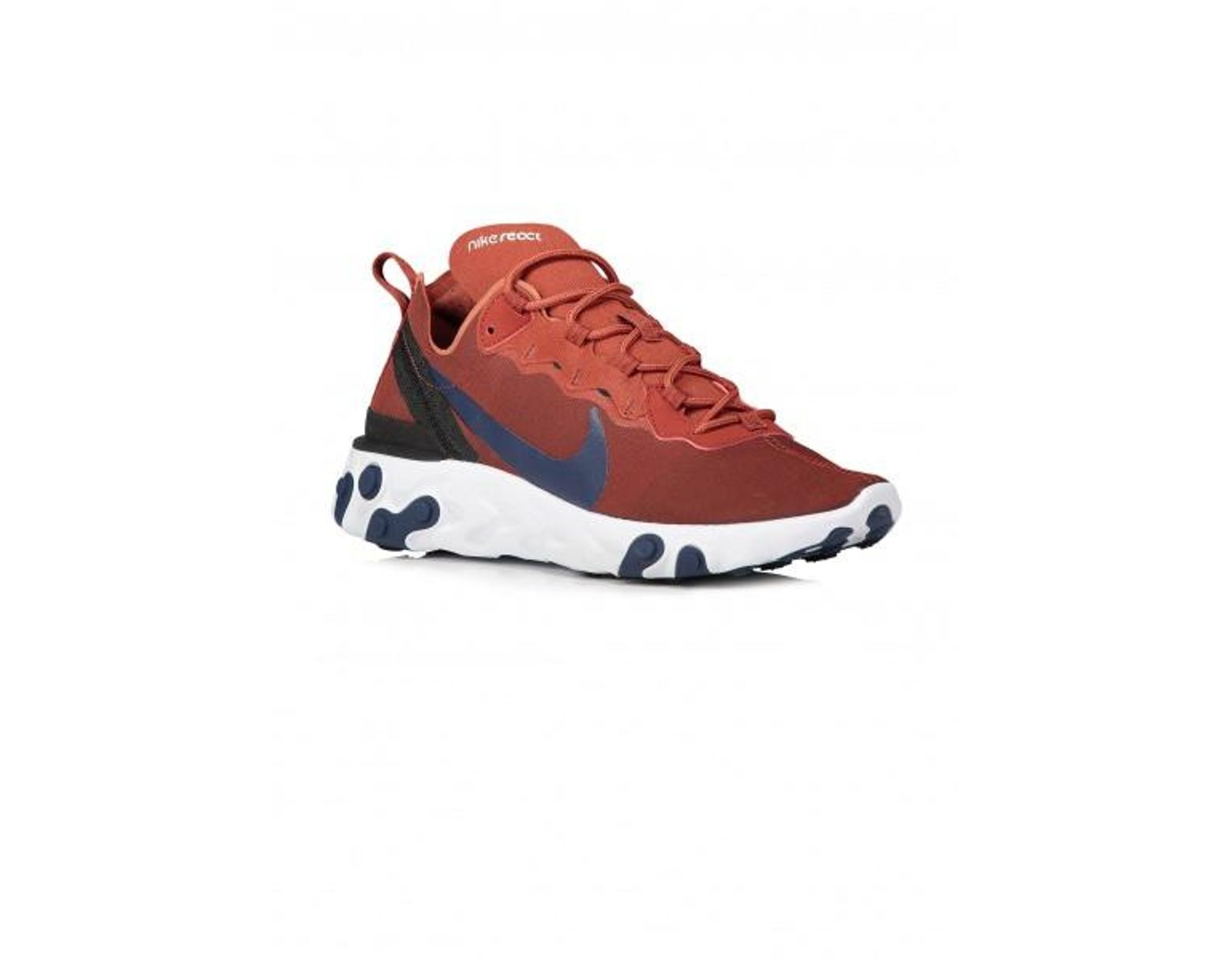 9977aaaf0595 Lyst - Nike React Element 55 in Red for Men - Save 46%