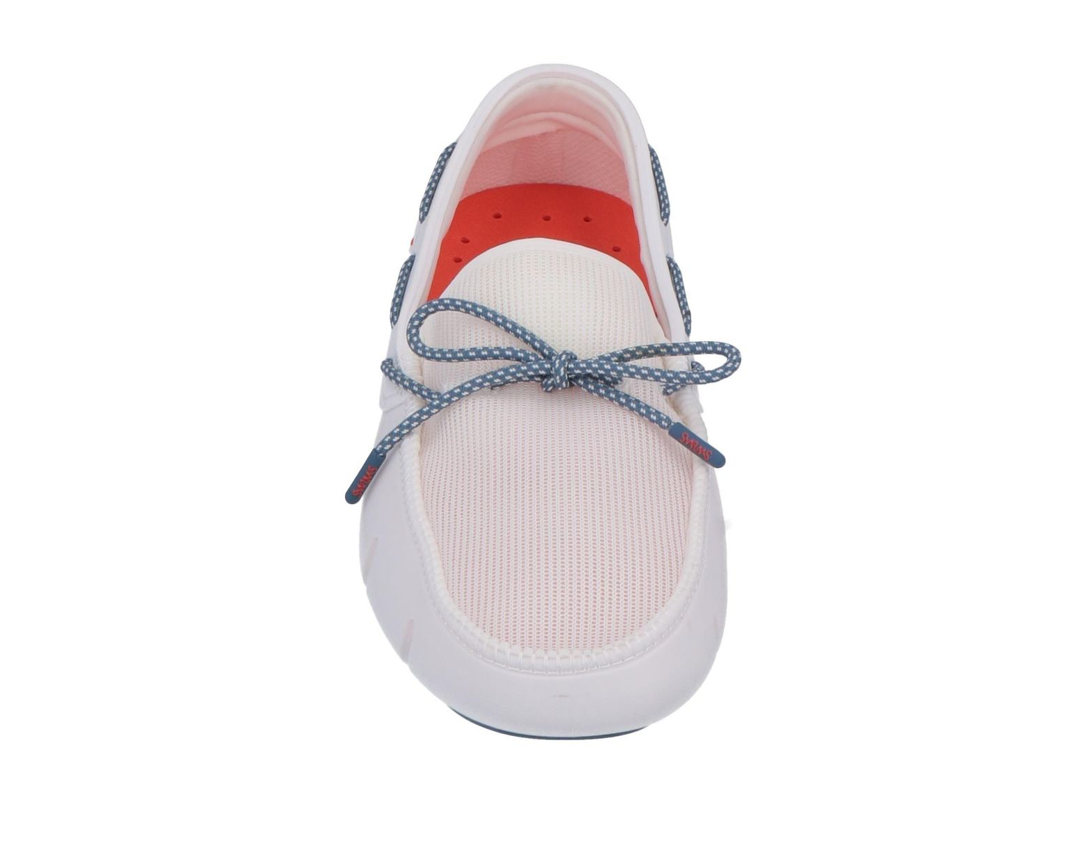 Swims Blanco Mocasines Color De Hombre Lyst tdhCsxrQ