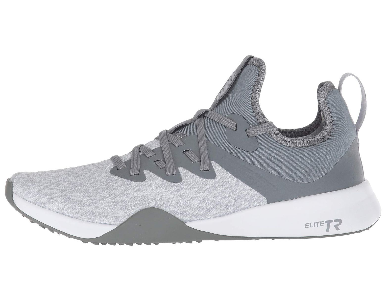 newest 550f6 20385 Nike Foundation Elite Tr (black white anthracite) Women s Cross Training  Shoes in Gray - Lyst