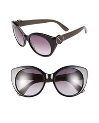 Marc By Marc Jacobs | Black 54mm Sunglasses | Lyst