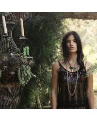 Jenny Bird - Black Palm Rope - Lyst