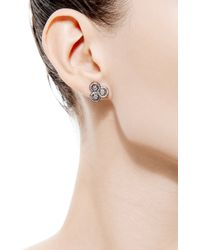 Dana Rebecca | Black Rachel Beth Earrings | Lyst