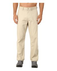 Patagonia - Natural Regular Fit Duck Pant - Short for Men - Lyst