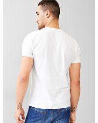 Gap - White Remix Project Candy Bird T-shirt (unisex) for Men - Lyst