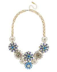 BaubleBar | Blue Alouette Collar | Lyst