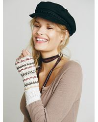 Free People | Natural We The Free Ski Lodge Cuff | Lyst