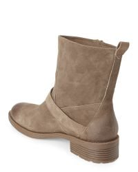Nine West - Brown 'hanzil' Boot - Lyst