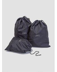 Porter - Trek Laundry Bags Black for Men - Lyst