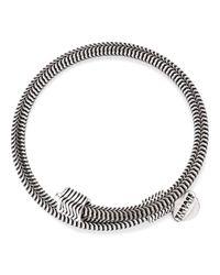 ALEX AND ANI - Metallic Vintage 66 Drift Wrap Bracelet - Lyst