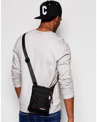 Eastpak - Rusher Flight Bag In Black for Men - Lyst