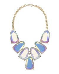 Kendra Scott - Yellow Harlow Necklace - Lyst