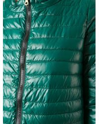 Duvetica | Green Long Padded Jacket | Lyst