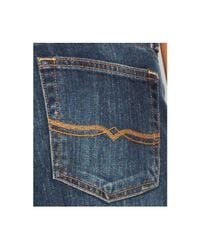 Lucky Brand - Blue Lucky Brand Easy Rider Bootcut Jeans, Dark Goldmine Wash - Lyst