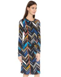 Preen By Thornton Bregazzi | Blue Gela Dress | Lyst