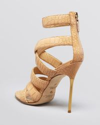 Jerome C. Rousseau - Multicolor Sandals Floyd High Heel - Lyst