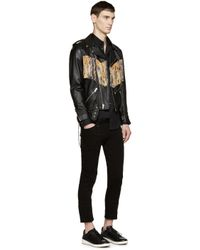 DSquared² - Black Bull Wash Clement Jeans for Men - Lyst