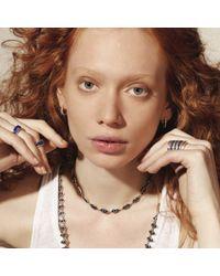 Pamela Love | Black Iris Choker | Lyst
