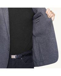 Ralph Lauren Black Label - Black Herringbone Daniel Sport Coat for Men - Lyst