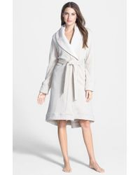 Ugg | Natural Ugg Double Knit Robe | Lyst