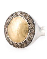 Rosa Maria | Metallic 'Julia' Ring | Lyst