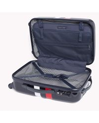 Tommy Hilfiger - Blue 4-wheel Hard Case - Lyst