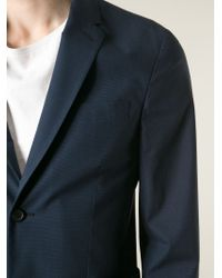 JOSEPH | Blue Two Button Blazer for Men | Lyst