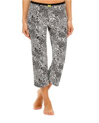 Ellen Tracy | White Cool Intentions Cropped Pants | Lyst