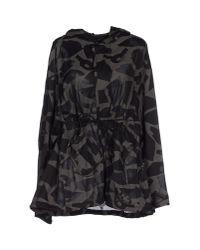Y-3 | Black Jacket | Lyst