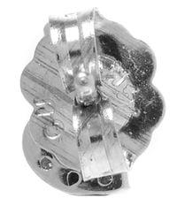 KC Designs | Metallic White Gold Diamond S Single Stud Earring | Lyst