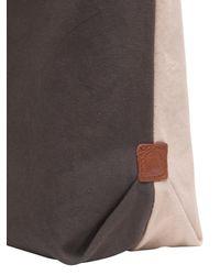 Alternative Apparel | Natural Cotton Shopper Tote Bag | Lyst
