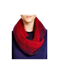 Genie by Eugenia Kim - Red Dakota Infinity Cowl Scarf - Lyst