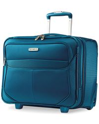 Samsonite - Blue Closeout! 60% Off Liftwo Rolling Boarding Bag, Also In Teal, A Macy's Exclusive Color - Lyst