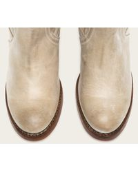 Frye | Brown Jane Tall Cuff | Lyst