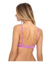 Calvin Klein - Purple Demi Bra F3262 - Lyst