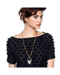 Lulu Frost - Metallic *new* Blackheart Long Pendant - Lyst
