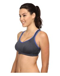Shock Absorber | Blue Active Multi Sports Bra S4490 | Lyst