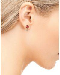 Sam Edelman | Orange Icons Ashley Earring Jacket And Stud Earrings Set | Lyst