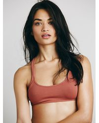 Free People - Metallic Flowers Will Bloom Bra - Lyst