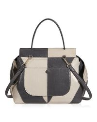 Tod's | Gray Small Wave Bag | Lyst