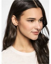 BaubleBar - Metallic Fast Forward Ear Crawlers - Lyst