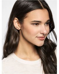 BaubleBar | Metallic Fast Forward Ear Crawlers | Lyst