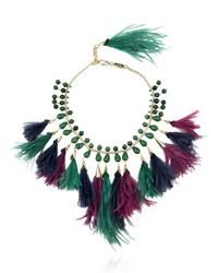 Rosantica | Green Faggio Necklace | Lyst