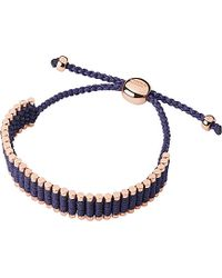 Links of London | Gold-vermeil Friendship Bracelet, Women's, Purple | Lyst