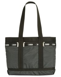 LeSportsac | Black Medium Travel Tote | Lyst