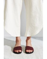 Urban Outfitters | Purple Tori Slide Sandal | Lyst