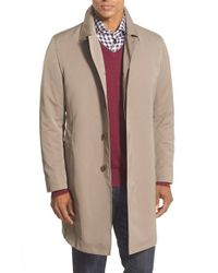 Sanyo Natural Trench Coat for men