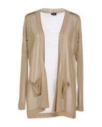 Snobby Sheep | Metallic Cardigan | Lyst