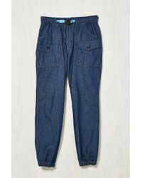 Chums - Blue Utah Denim Pant for Men - Lyst