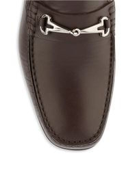Bruno Magli | Brown Leonzio Loafers for Men | Lyst